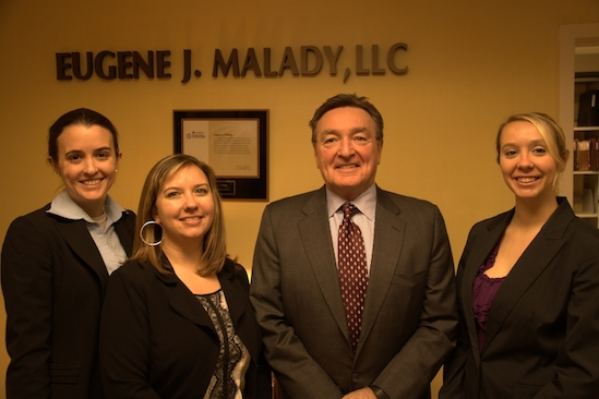 The Team at Eugene J. Malady LLC